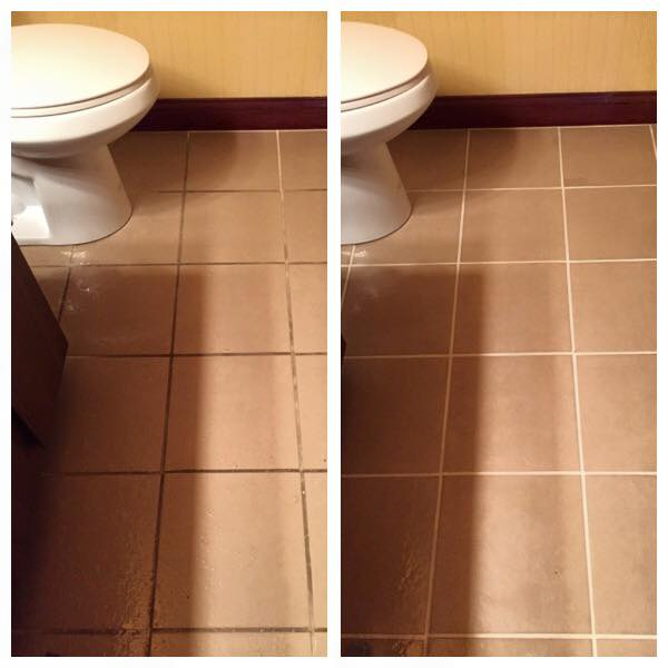 Tile And Grout Cleaning Natural Stone Cleaning And Pressure Washing - Best stuff to clean grout